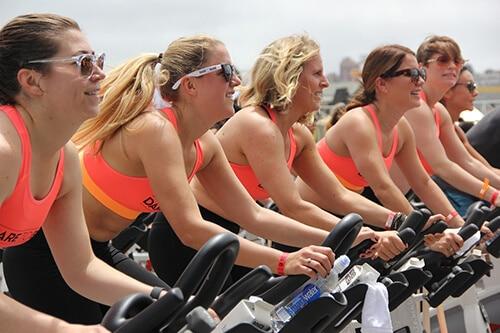 การปั่นจักรยานคือการออกกำลังกายแบบแอโรบิค