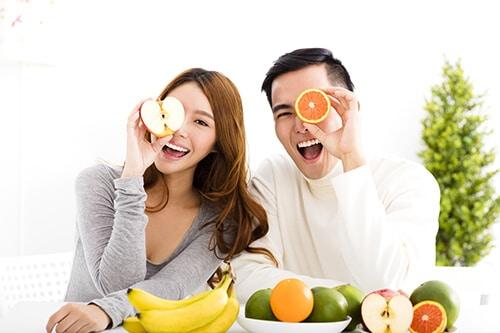 เราควรกินผลไม้สดให้ได้อย่างน้อย 5 ขีดต่อวัน
