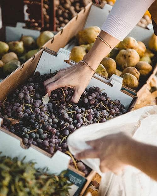 เลือกซื้อผักผลไม้ที่ปลอดภัยจากสารเคมี