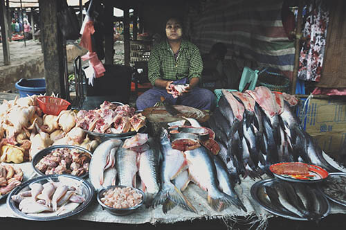 อาหารทะเล เนื้อสด มักมีสารฟอร์มาลีน เป็นสารก่อมะเร็ง