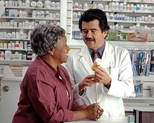 ทานยาตามแพทย์สั่งอย่างเคร่งครัด