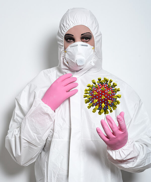 ความตื่นตระหนกในโรคไวรัสอู่ฮั่น หรือไวรัสโคโรน่า