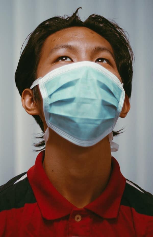 คนที่มีระบบภูมิคุ้มกันที่ดีก็จะลดความเสี่ยงในการติดเชื้อไวรัสโคโรน่าได้