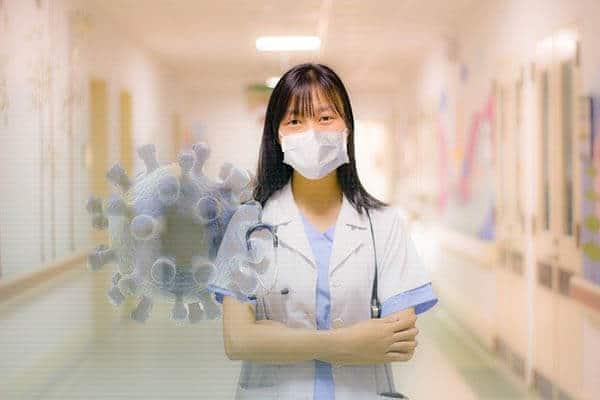 รักษาสุขภาพเพื่อป้องกันโรคโควิด-19