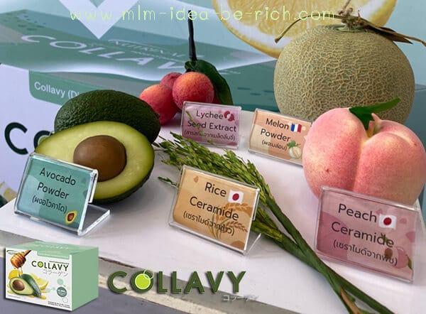 สุดยอดสารสกัดบำรุงผิว คอลลาวี่ Nutrinal Collagen Collavy